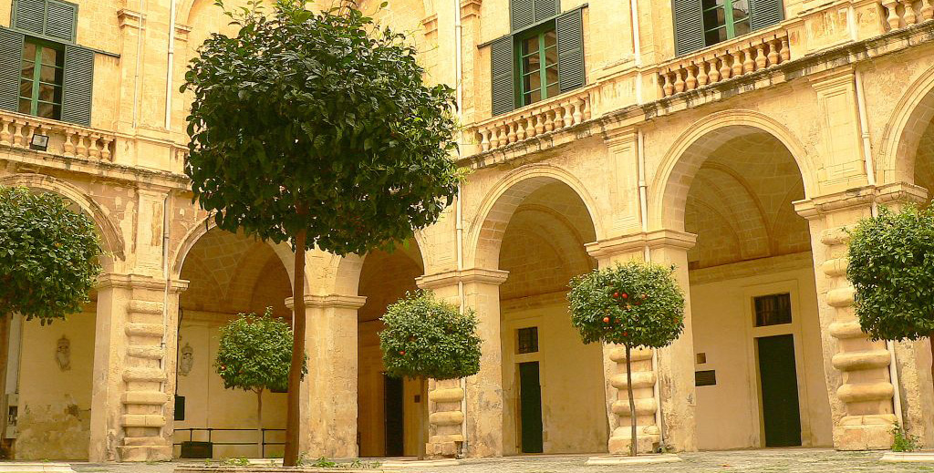MALTA - Palace of the Grand Master - Credit: Ronny Siegel