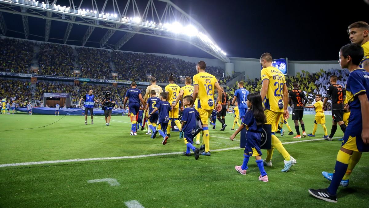 Fixtures Results Maccabi Tel Aviv Football Club