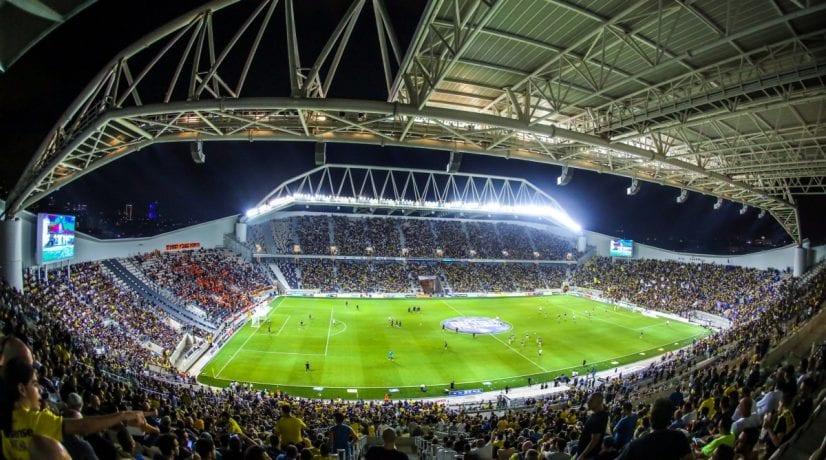 Results - Maccabi Tel Aviv Football Club