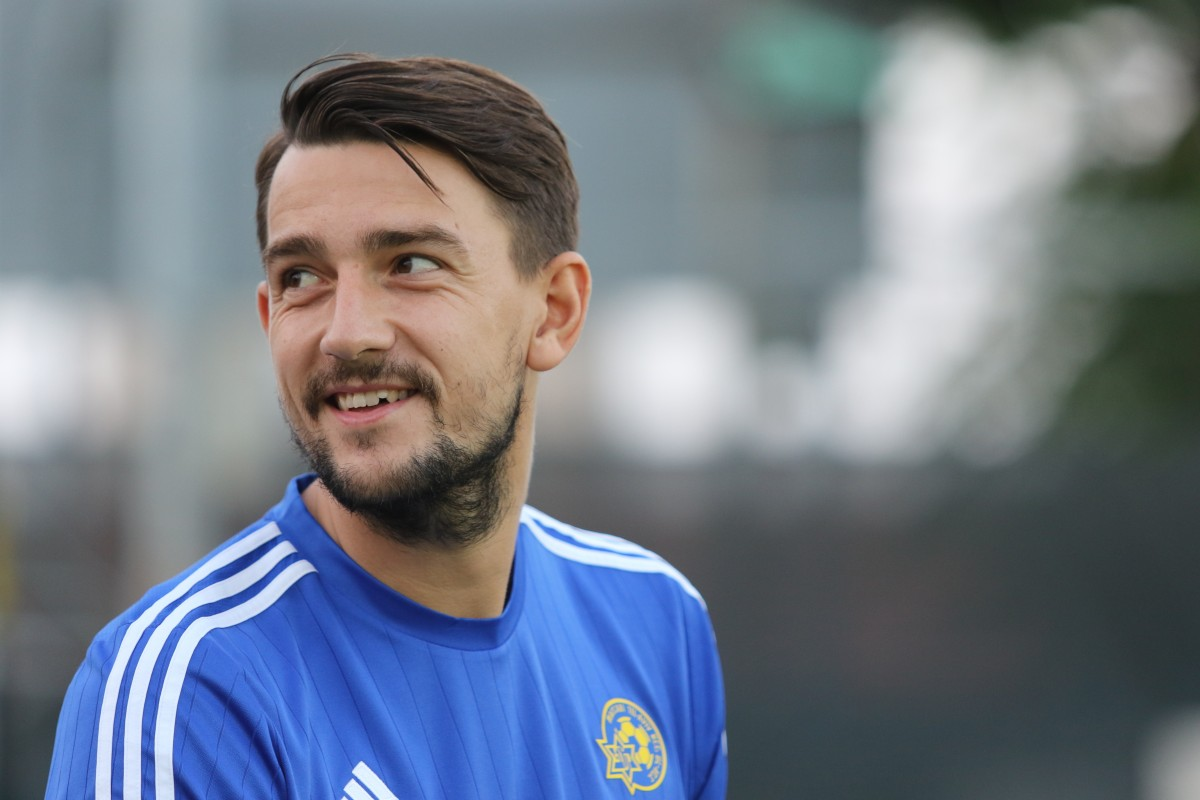 Egor Filipenko: biography of a football player 54