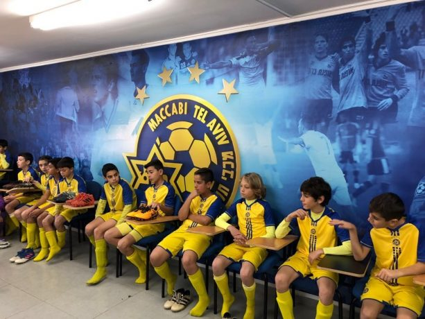 Youth Teams Archives - Page 32 of 91 - Maccabi Tel Aviv