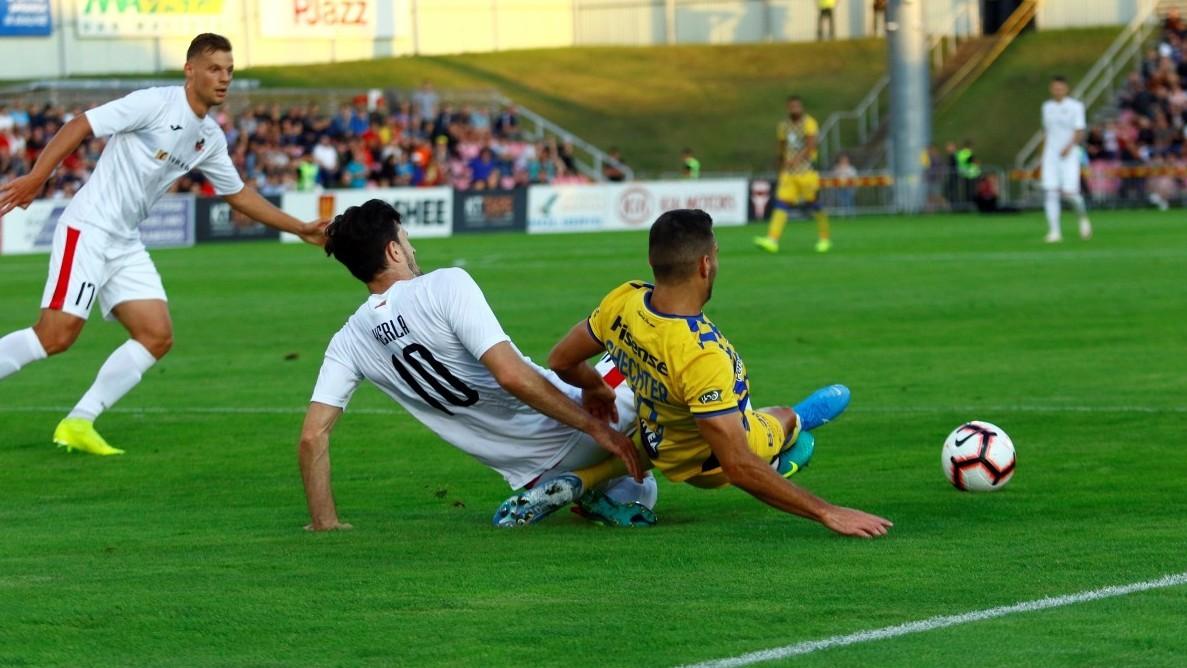2:1 defeat to Sudova end Maccabi's European campaign